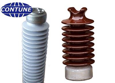 ANSI ceramic post insulators