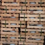 pallet packing for insulator