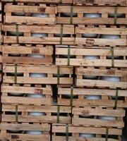 pallet packing for insulator