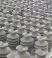 producing process for line post insulator