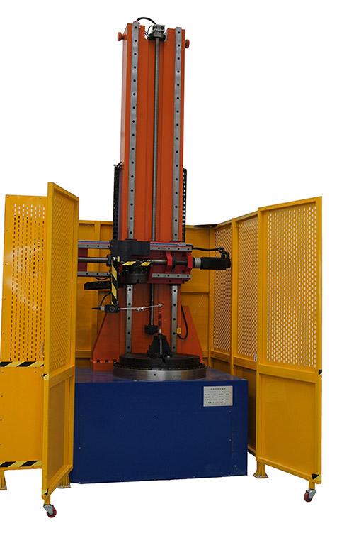 Bending Torsion Testing Machine