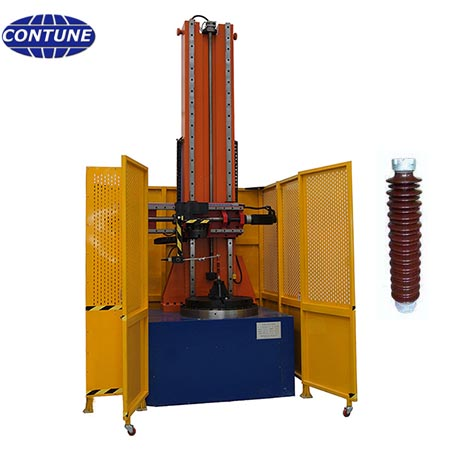 Bending & Torsion test machine for insulators