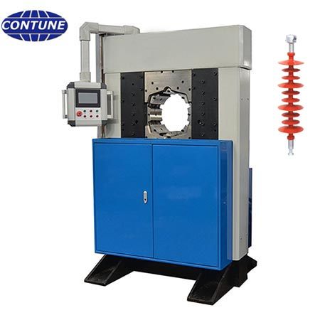 Production machine for composite insulators CTCPM-165