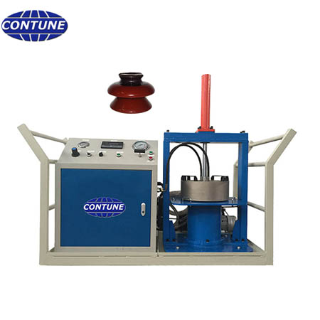 porosity test machine for porcelain insulators