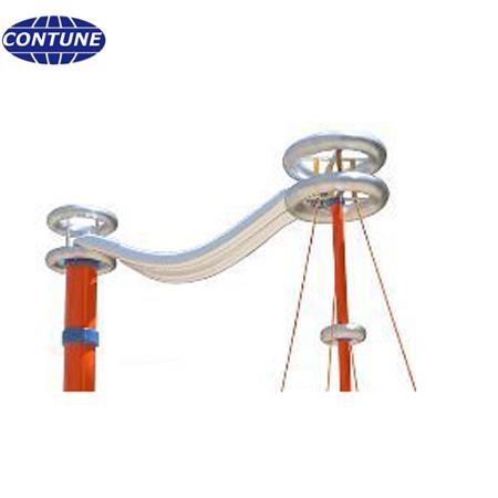 Insulator electrical test equipment