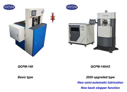 New crimping machine CTCPM-140AS